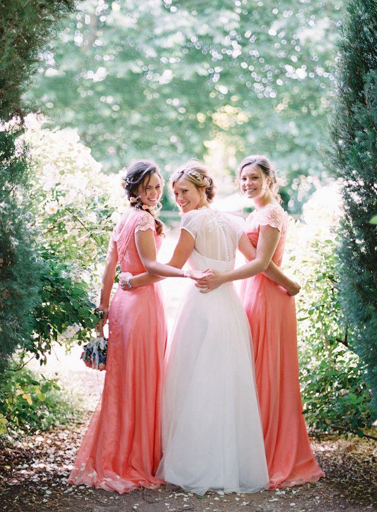 Beautiful Bohemian Bridesmaid Dresses Ideas (10)