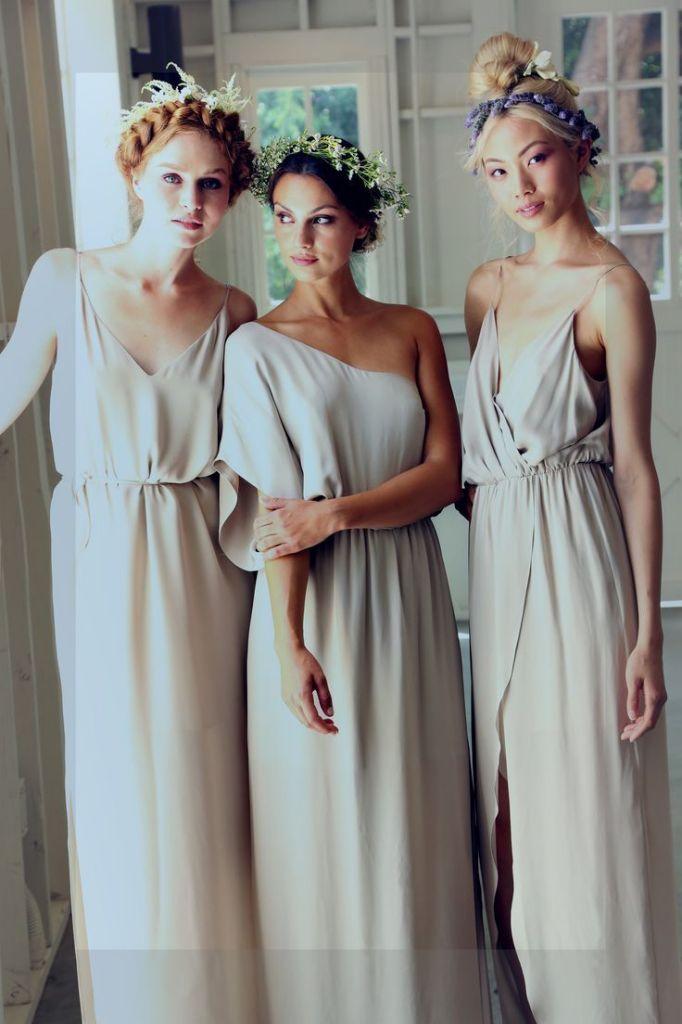 Beautiful Bohemian Bridesmaid Dresses Ideas (11)