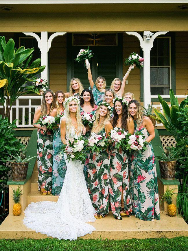 Beautiful Bohemian Bridesmaid Dresses Ideas (12)