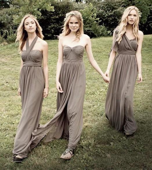 Beautiful Bohemian Bridesmaid Dresses Ideas (15)