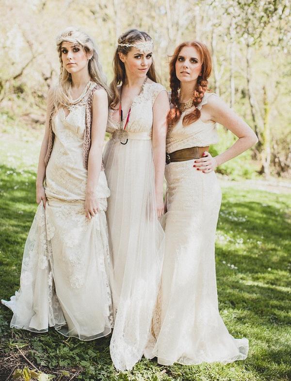 Beautiful Bohemian Bridesmaid Dresses Ideas (23)