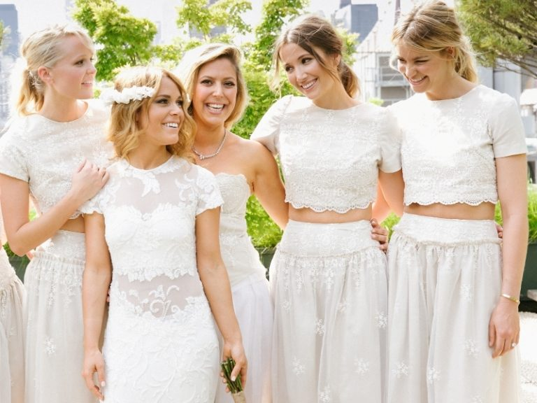 25 Beautiful Bohemian Bridesmaid Dresses Ideas