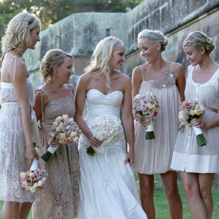 Beautiful Bohemian Bridesmaid Dresses Ideas (4)
