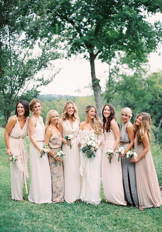 Beautiful Bohemian Bridesmaid Dresses Ideas (7)