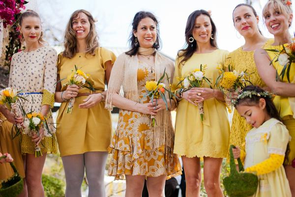 Beautiful Bohemian Bridesmaid Dresses Ideas (9)