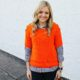00-Orange outfit ideas For Women