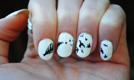 1-beautiful-feather-nail-art-designs