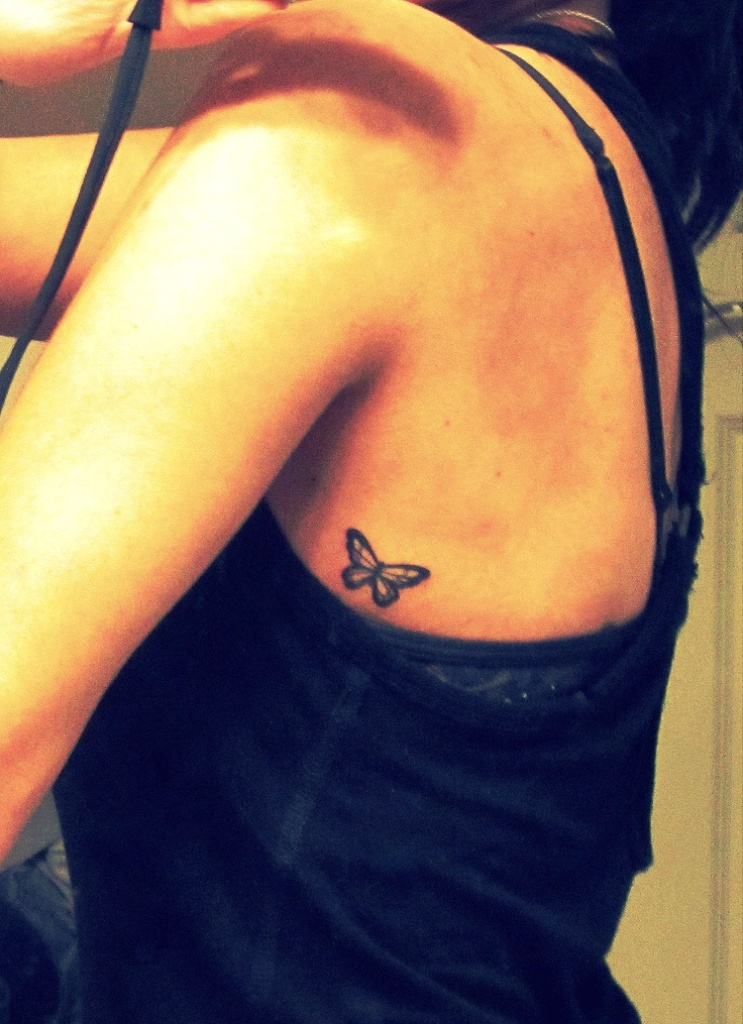 1-butterfly tattoo ideas