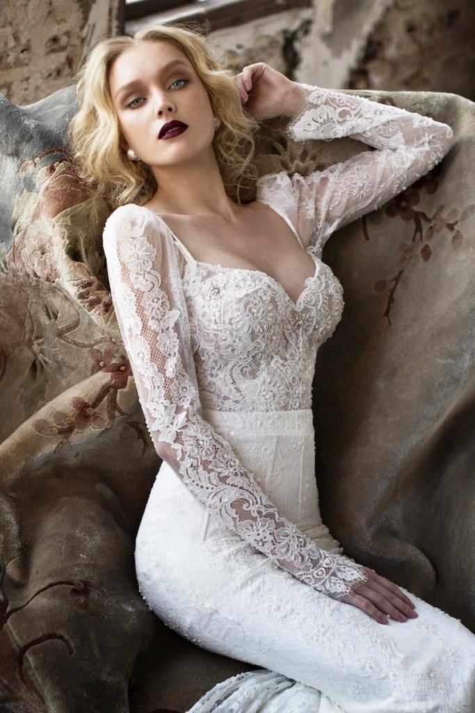 1 Stylish Wedding Dresses