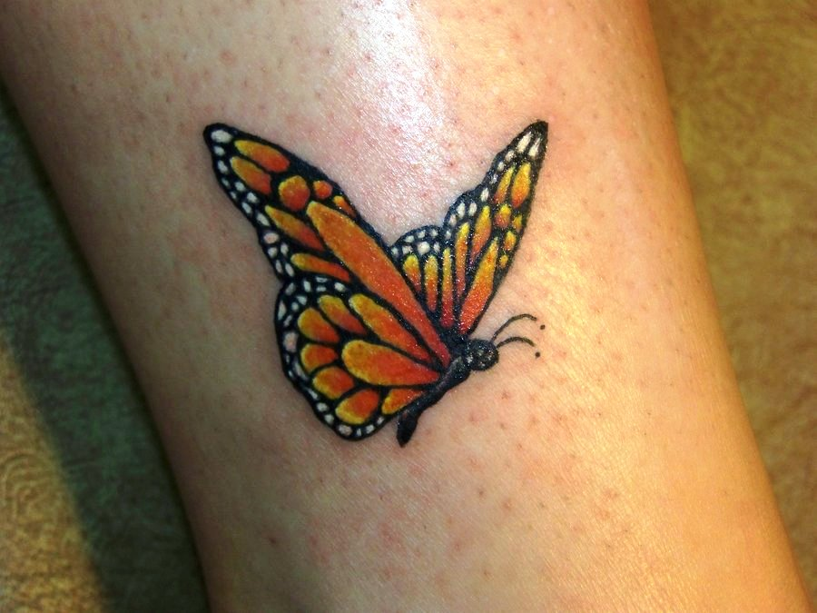 11-butterfly tattoo ideas
