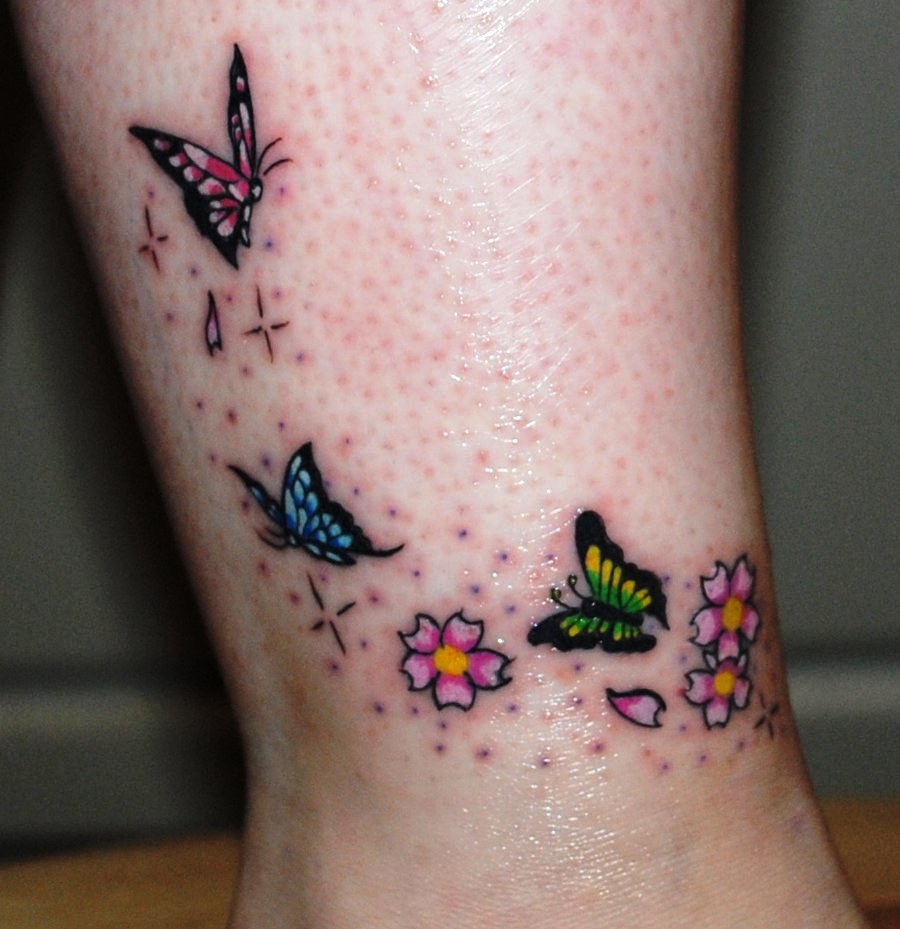 14-butterfly tattoo ideas
