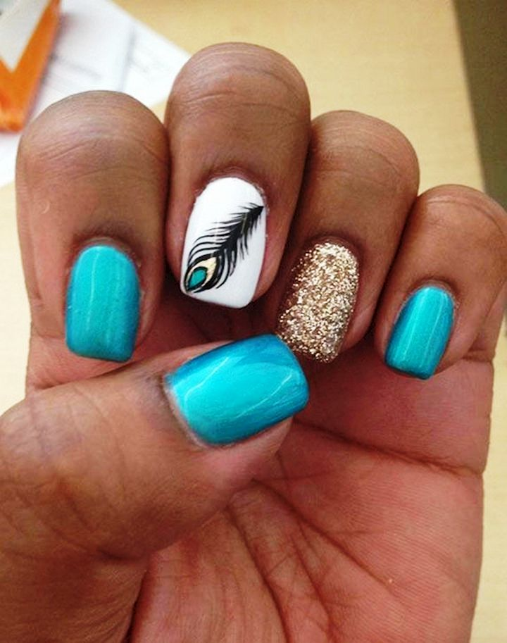 15-beautiful-feather-nail-art-designs