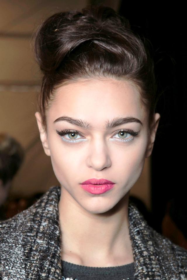 15-Glamorous pink lipstick makeup ideas