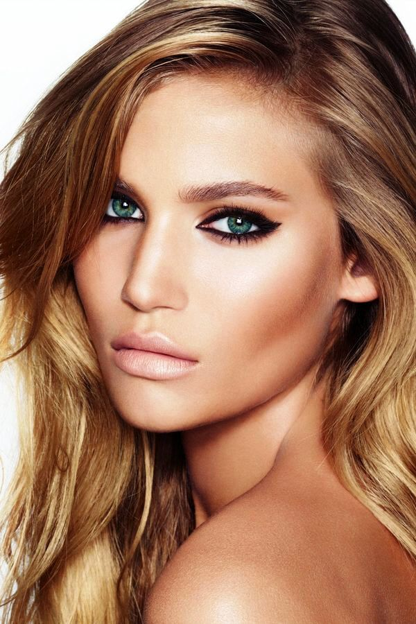 19-Eyeliner Makeup Ideas