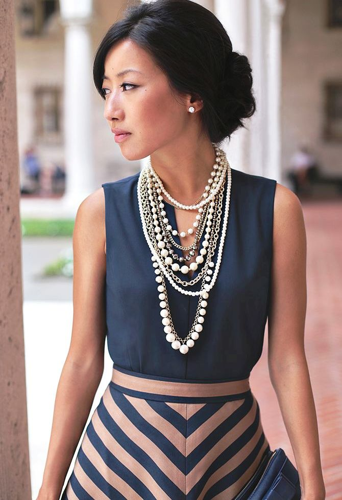 30 Neckpieces Ideas For Women To Wear This Year 183 Inspired Luv