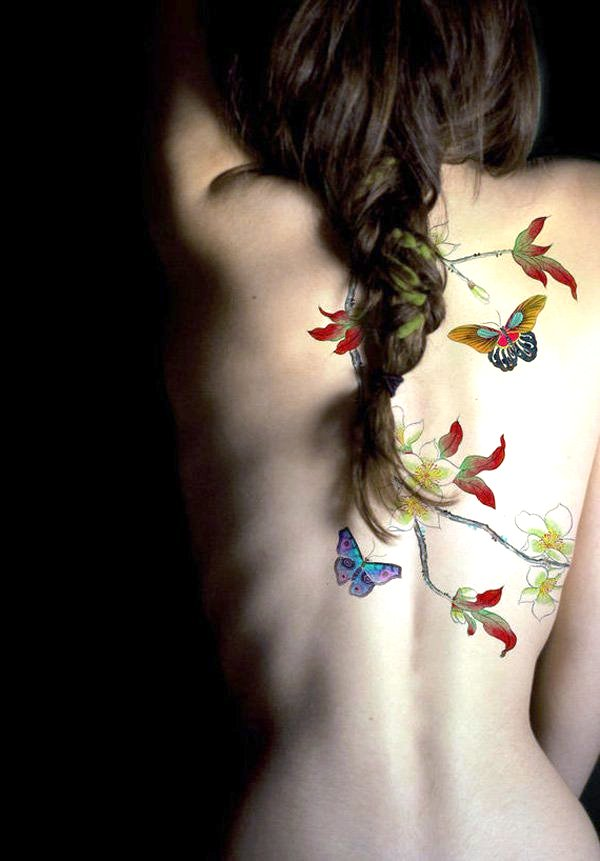 27-butterfly tattoo ideas