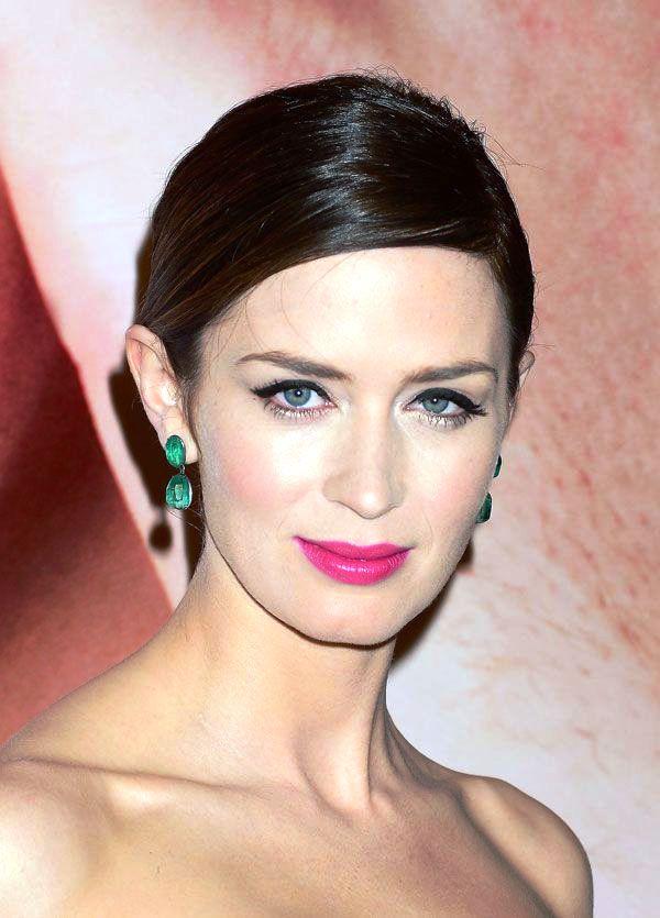 4-Glamorous pink lipstick makeup ideas