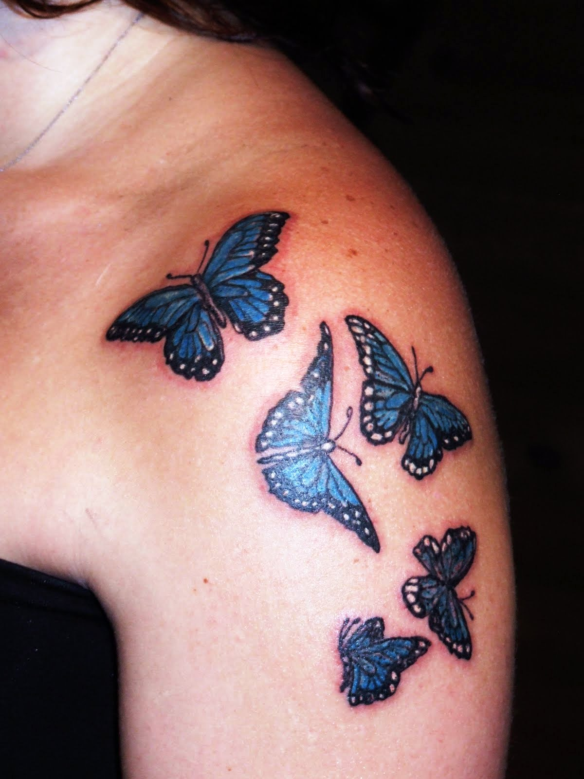 4-butterfly tattoo ideas