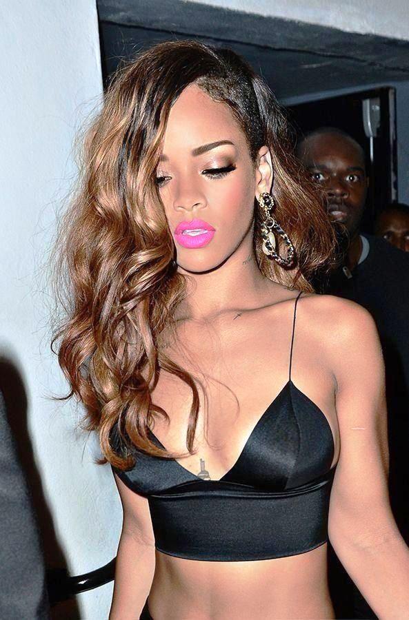 6-Glamorous pink lipstick makeup ideas