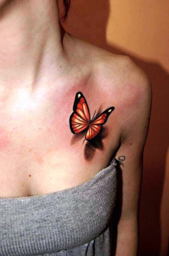 8-butterfly tattoo ideas
