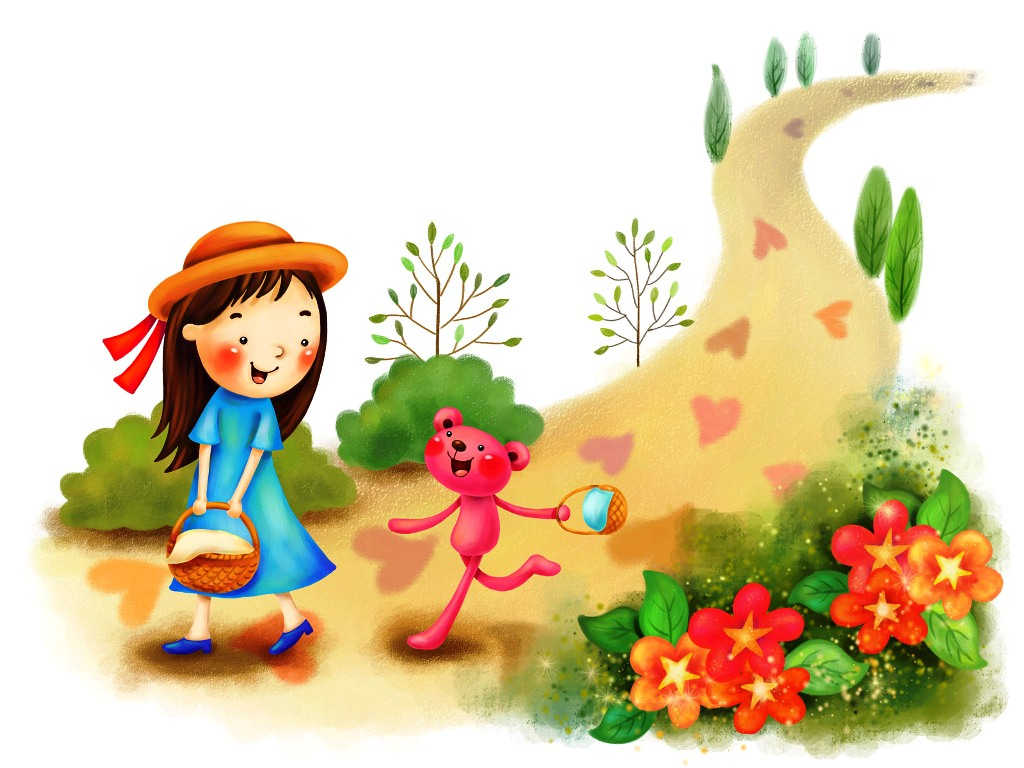 10-cute-cartoon-wallpapers