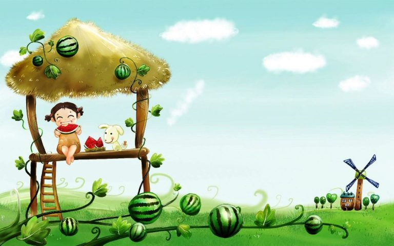 15 Cute Cartoon Wallpapers Ideas For You