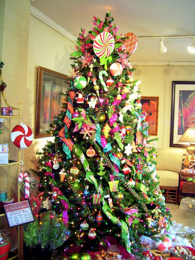 19-charming-christmas-tree-decorating-ideas