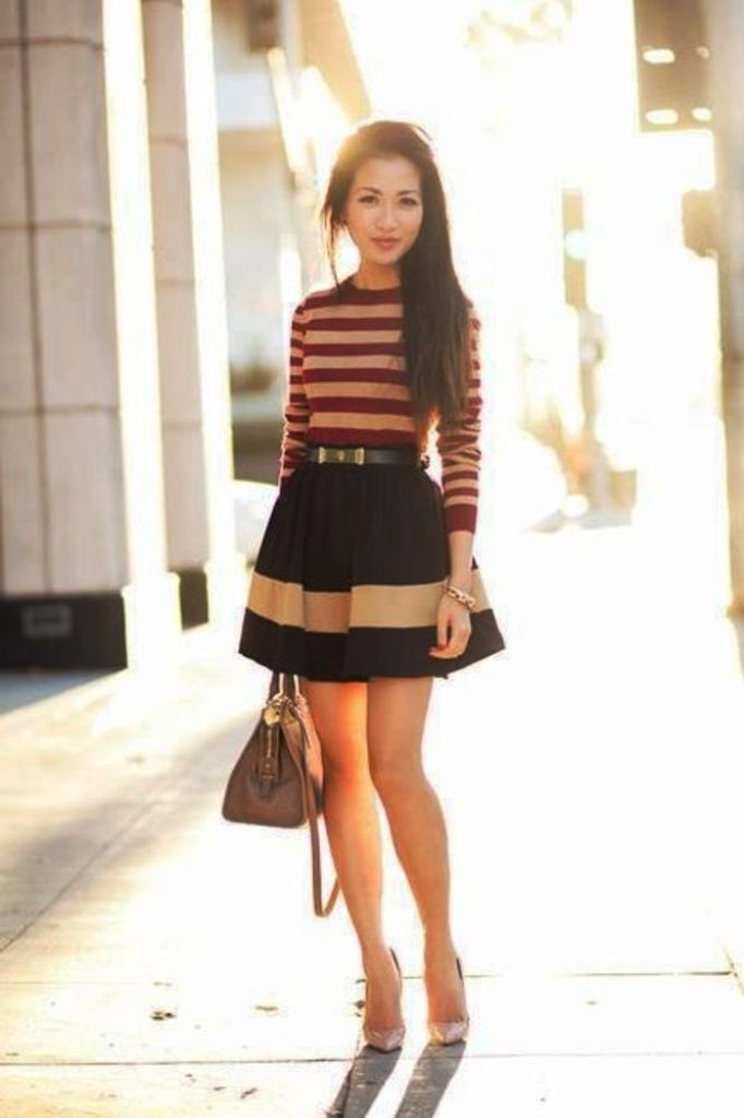 26-beautiful-ways-to-wear-skirts