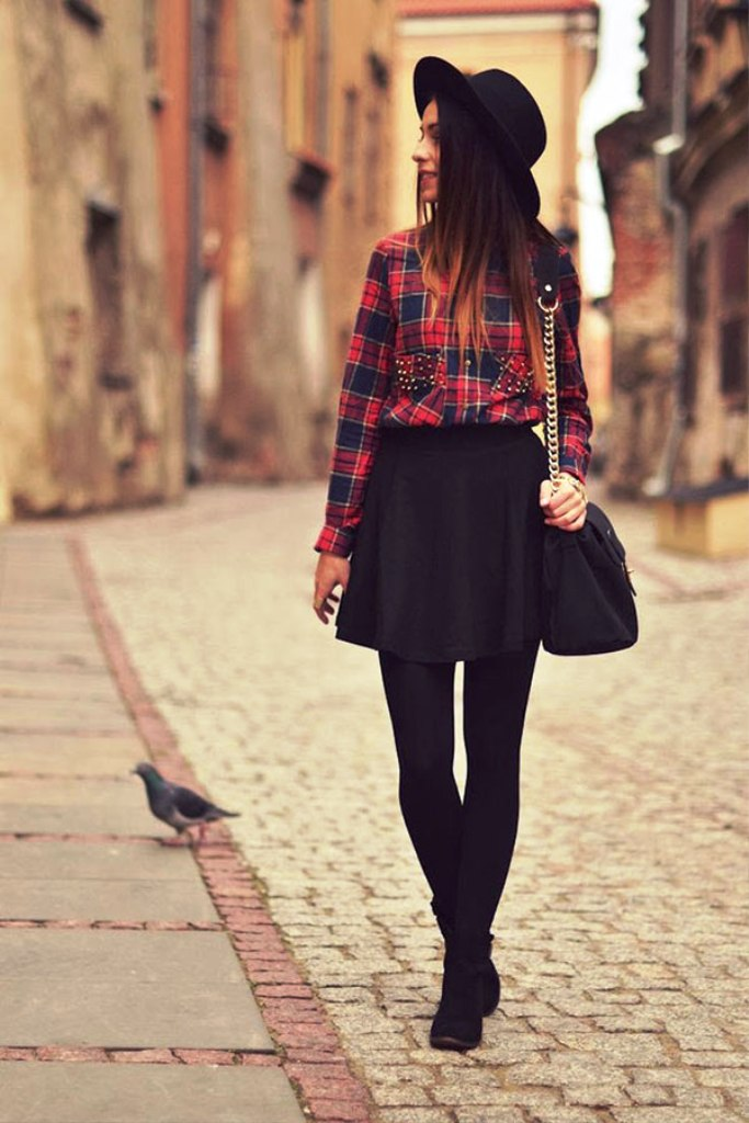 4-beautiful-ways-to-wear-skirts