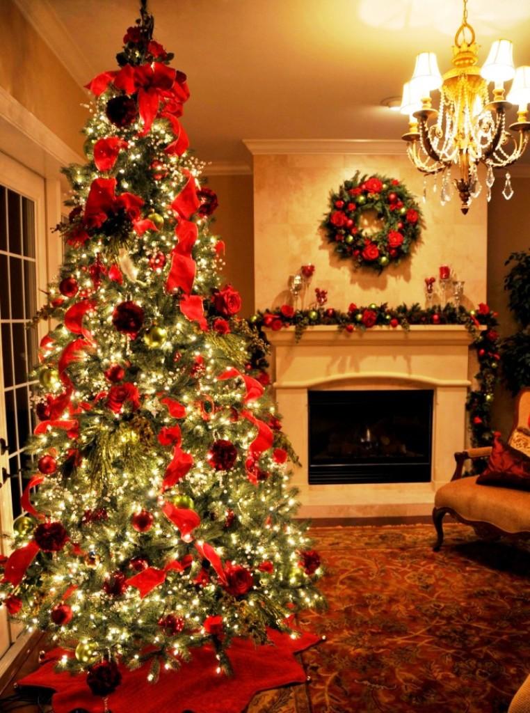 8-charming-christmas-tree-decorating-ideas
