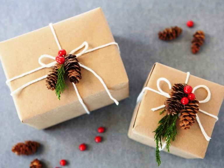 30 Gift Wrapping Ideas For Christmas