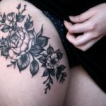 21 Rose Tattoo Ideas For Women To Try