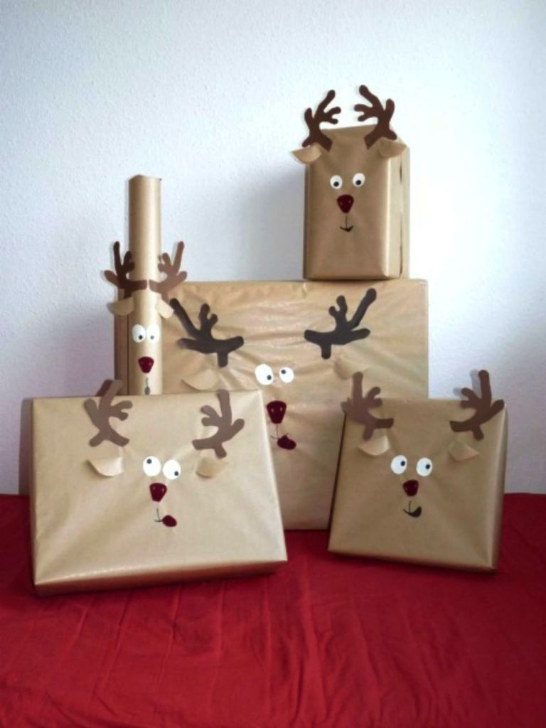 cute-christmas-gift-wrapping-ideas