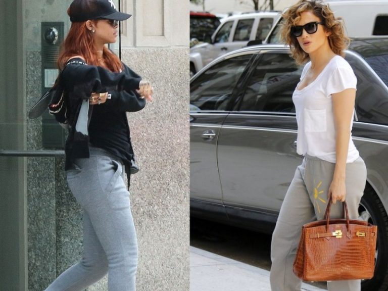 25 Stylish Sweat Pants Outfits
