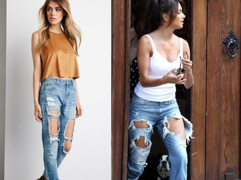 25 Stunning Boyfriend Jeans For Women
