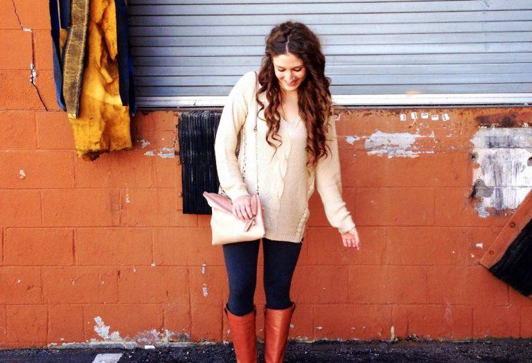 15 Cute Sweater Weather Hair Ideas