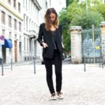 25 Black Jeans Outfit Ideas For Women To Try In 2017