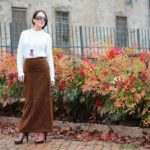 25 Long Skirt Ideas In Winter