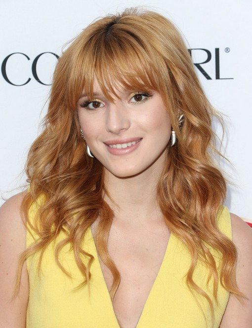 bella-thorne-long-hairstyles-wavy-hairstyle-with-blunt-bangs