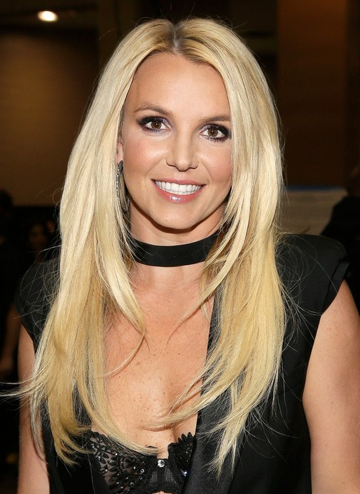 britney-spears-long-hairstyles