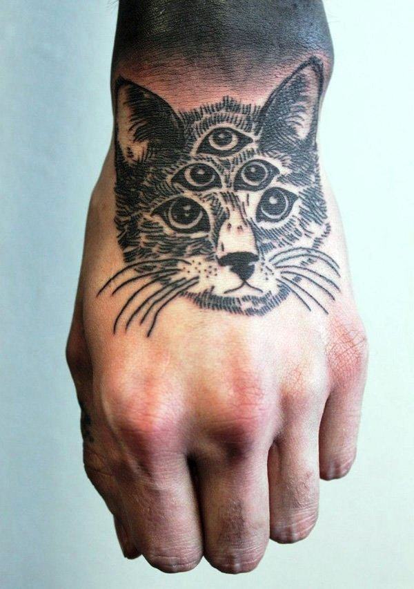 cat-tattoos-on-hand
