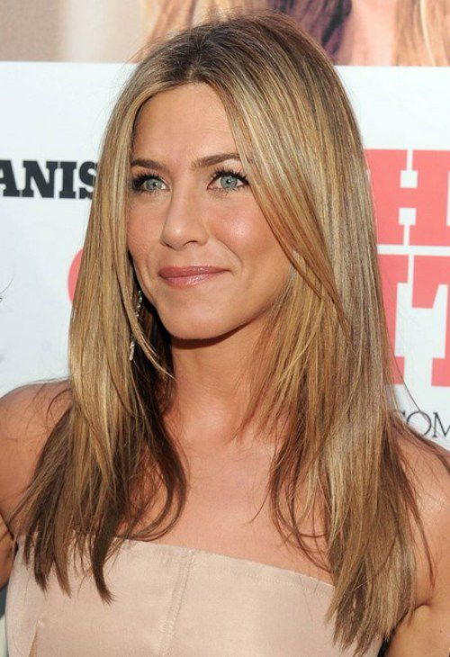 jennifer-anniston-long-hairstyles-for-fine-hair-front-side