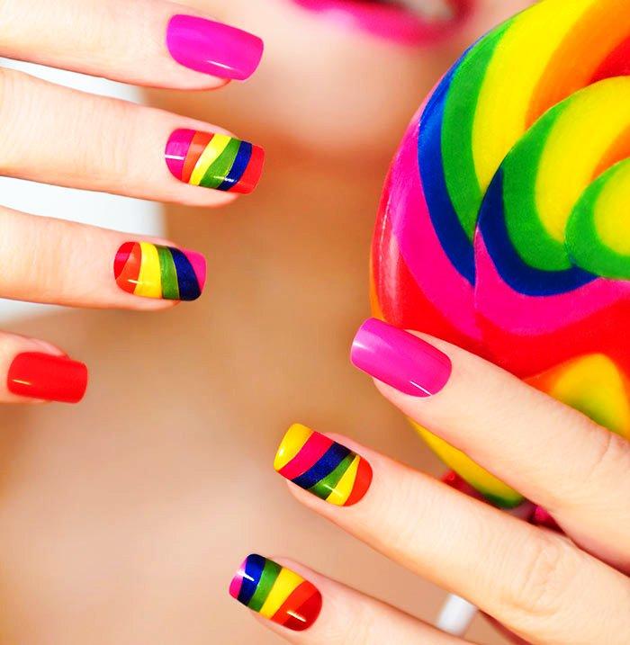 rainbow-nail-art