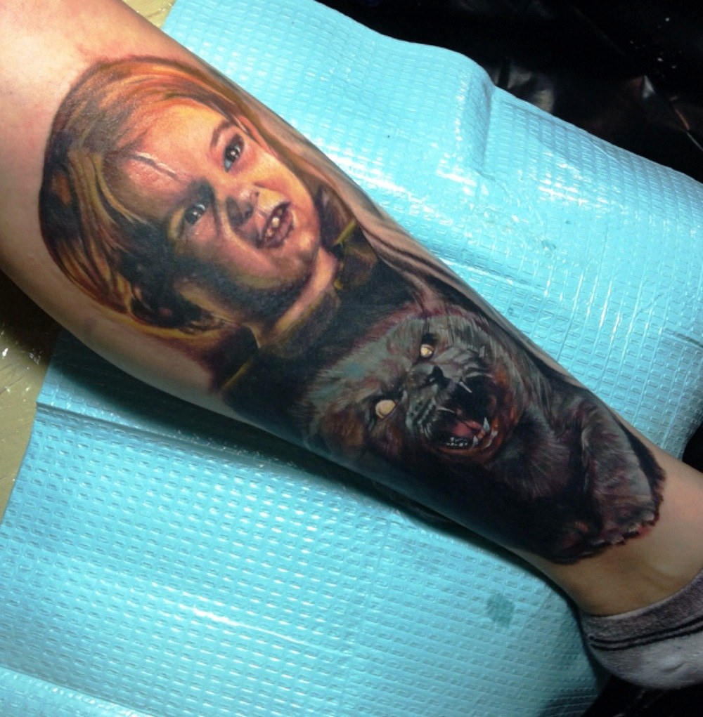 horror-movie-tattoo-ideas