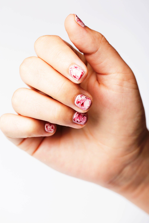 marble-nail-art