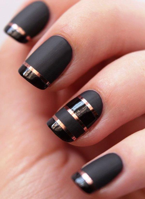 metallic-nail-art-ideas-for-women