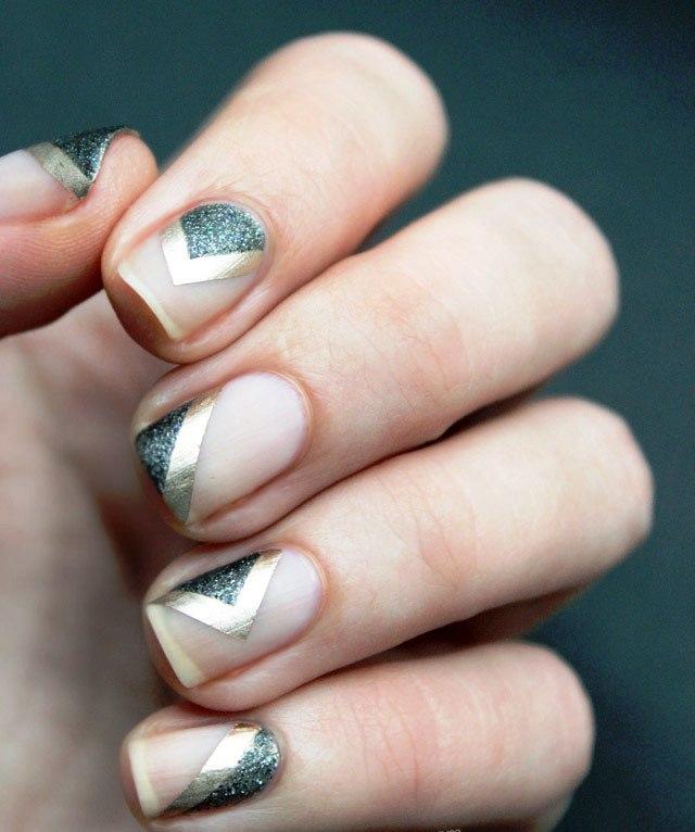 negative-space-nail-art-geometric