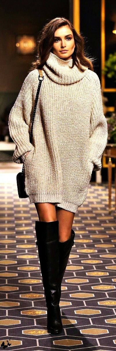 sweater-dress-women-pintrest