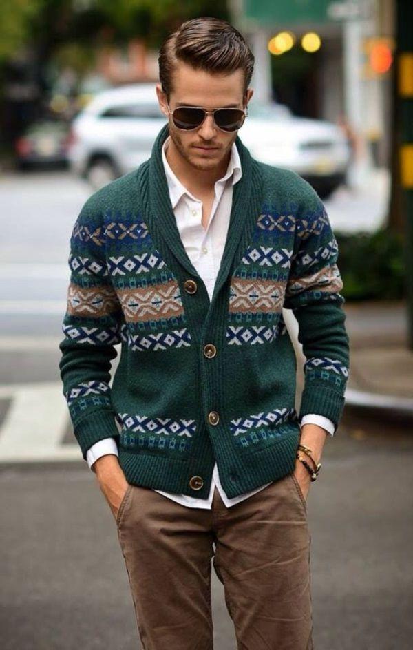 25 men�s winter street fashion outfit ideas