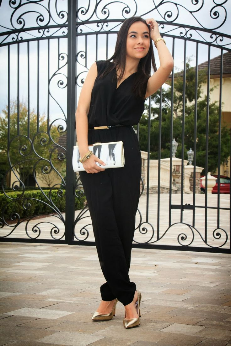 35 Stylish Jumpsuit Outfit Ideas U00b7 Inspired Luv
